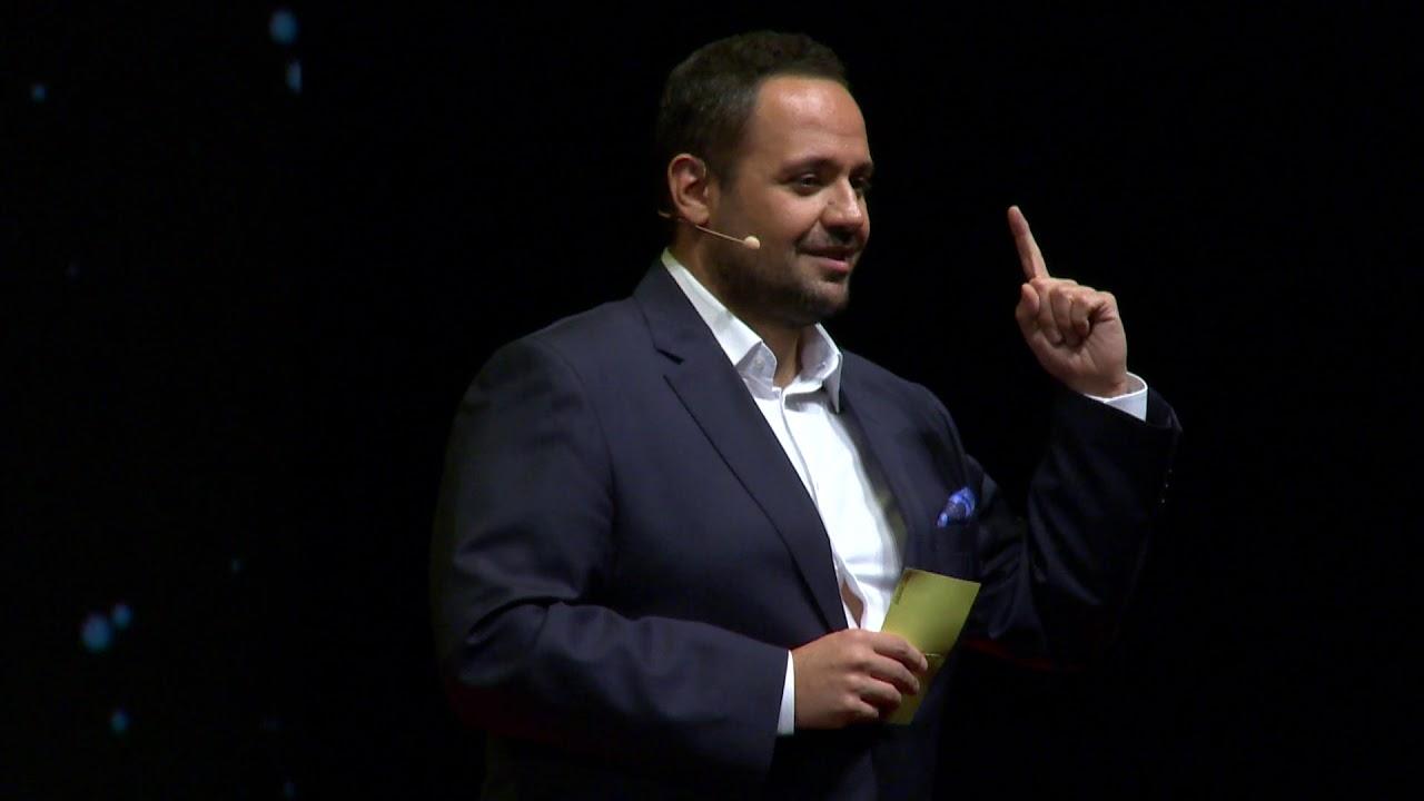 Dünya Sahnelerinde Türkiye'den Bir Tenor   Murat Karahan (Tedx Türkiye)