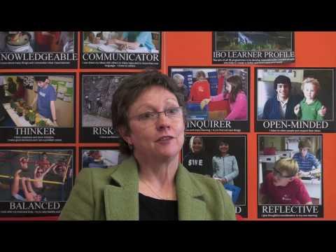 International School of Lyon : interview de Donna Philip