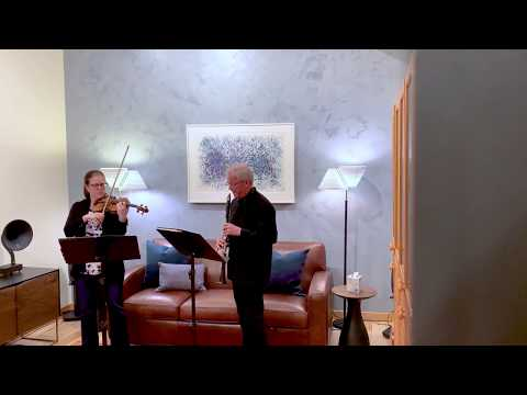 Minnesota Orchestra at Home: Erin Keefe and Osmo Vänskä