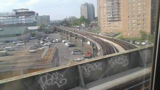 (Q) Local line from Coney Island to 14th Street (Brooklyn to Manhattan)