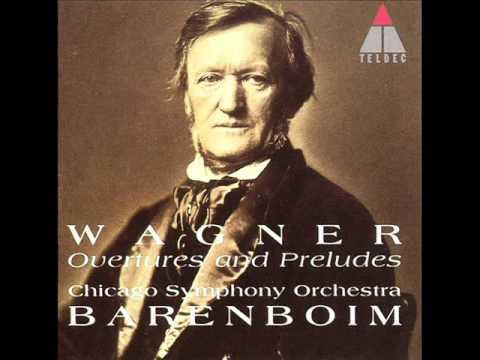 WAGNER - 'Tristan und Isolde' - Prelude and Liebestod (Barenboim - Chicago Symphony Orchestra)