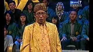 Opera Van Java  Hantunya Gak Keliatan Part 1