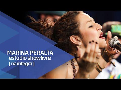 Marina Peralta no Estúdio Showlivre - Apresentação na Íntegra