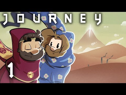 Journey  Lets Play Ep 1  Super Beard Bros