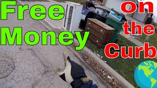 Dumpster Diving Street Scrapping