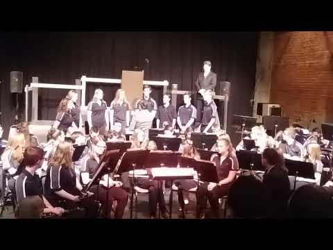 Billings Central Catholic High School Choir