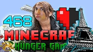 Minecraft: Hunger Games w/Mitch! Game 468 - BEST HUNGER GAMES EVER!