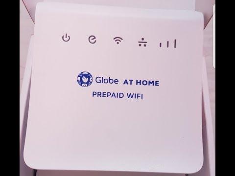 Paano mo malalaman ang Globe Prepaid WIFI data usage mo