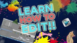 Learn how to edit a Call of Duty montage using Velocity in Sony Vegas Pro 11/12/13/14/15 [ENG] [HD]