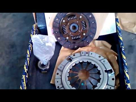 SUZUKI SPLASH 1.O HOW TO CHANGE CLUTCH