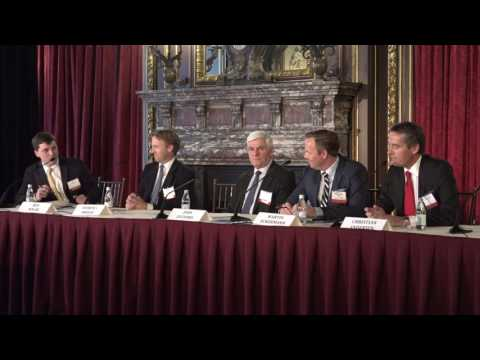 11th Annual Capital Link International Shipping Forum - LNG / LPG Panel
