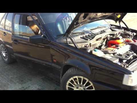 Краткий обзор машины Volvo 850 T5 за 80 000 руб