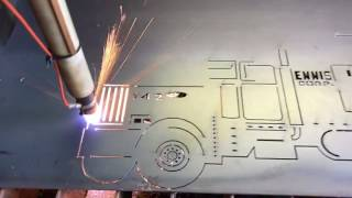 CNC Plasma cutting - Semi Project