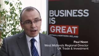 Benefits of a group market visit - export overseas