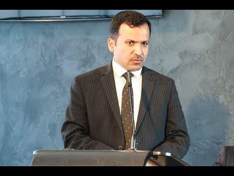 Yousif Mohammed Sadiq (Speaker of Iraqi Kurdistan Parliament, the Gorran Movement Block)