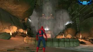 Spiderman Shattered Dimensions PC Gameplay Part 2 Maximus Settings 720p HD