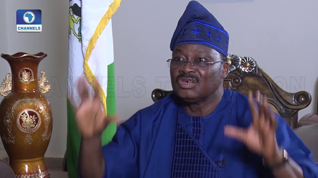 Download How My Wife Was Wrongly Accused Of Laundering £400,000-- Ajimobi