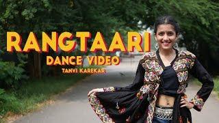 RANGTAARI DANCE - LOVEYATRI | Tanvi Karekar Choreography
