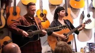 """Corinne West & Kelly Joe Phelps - """"Audrey Turn the Moon"""""""