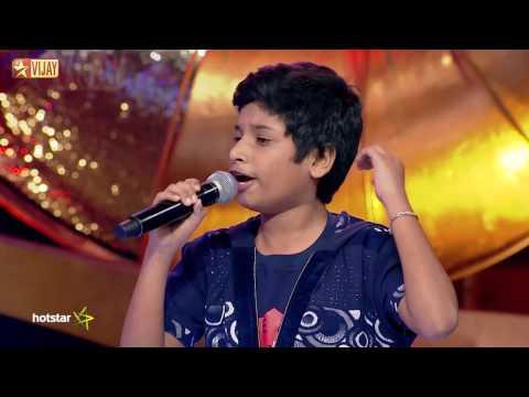 Super Singer Junior - Kasu Mela Kasu Vandhu by Arshad