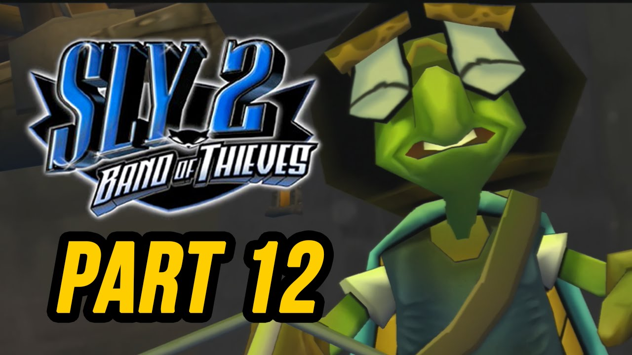 sly 2: band of thieves - part 12: bentley the brain — the sly