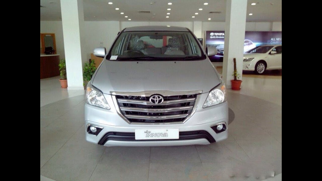 toyota innova 2.5 z   (diesel)   full specification - youtube