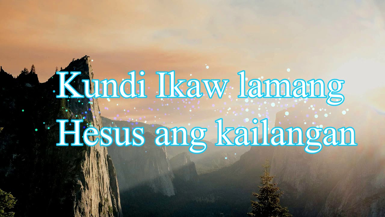 Download Wala ng Iba sa Puso ko't Isipan with Lyrics