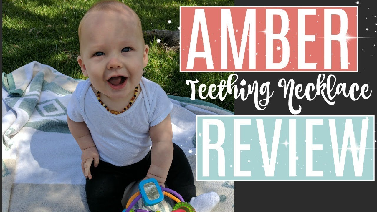 Amber Teething Necklace Review Baby Amber Teething Necklace