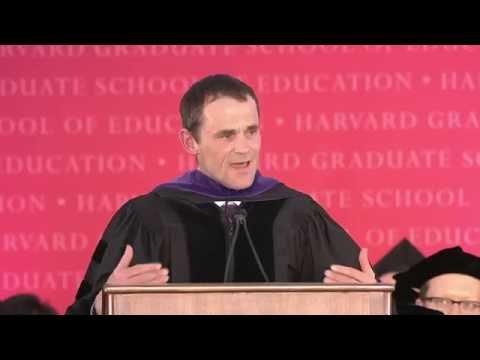 James Ryan's 2016 Commencement Speech