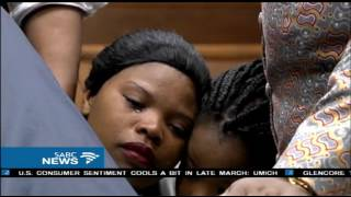 Three guilty of Rhodes Park rapes and murders sentenced to life