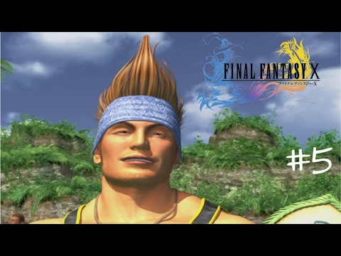 Final Fantasy X - You Wanna Try That Move One More Time! Part 5