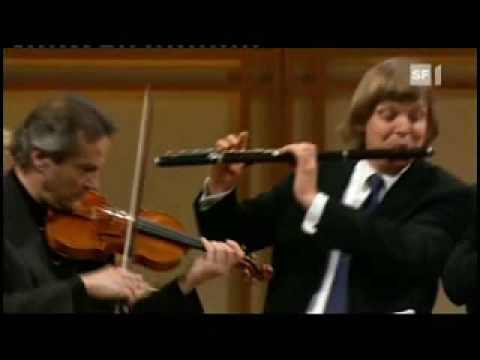 Bach Brandenburg 5, 1.movement, Abbado