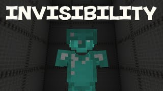 Minecraft Tutorial: How To Make An Invisibility And Night Vision Potion