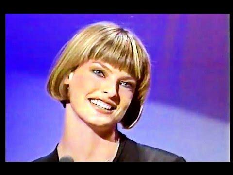 Linda Evangelista - Myer Grace Bros S/S (1993) - Part 1