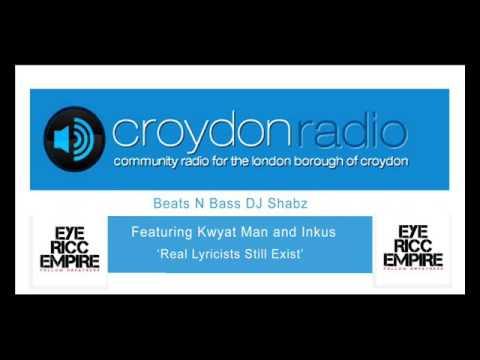 Eye Ricc on Croydon Radio with DJ Shabz - Real Lyricists Still Exist