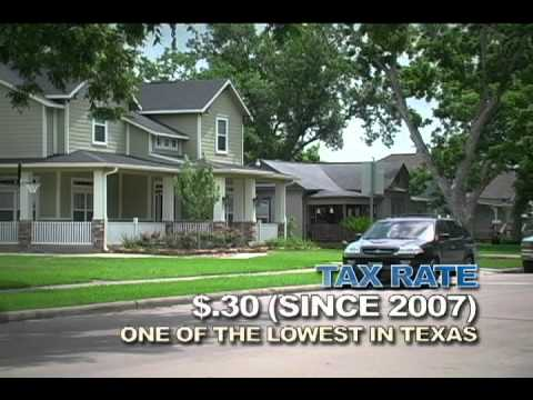 City of Sugar Land: Year in Review 2010
