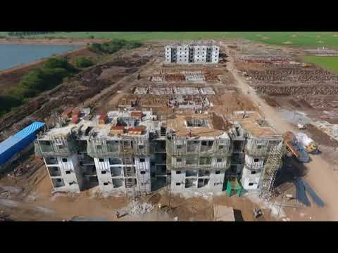 APTIDCO Construction works Latest Developments as on 26/12/2017 Ponnur  -AP-India