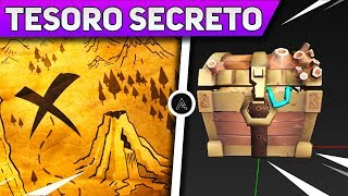Location of The Pirate Secret Chest - Fortnite Season 8 Theories