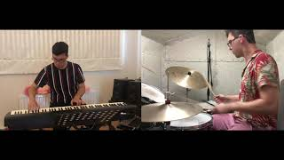 Chance   Kenny Kirkland   Drum and Piano Cover