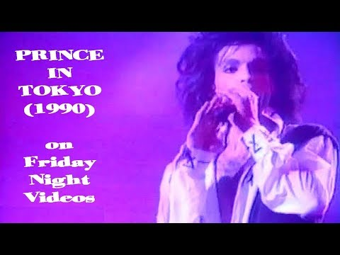 More LIVE Prince on Friday Night Videos (1990 Nude Tour) Mp3