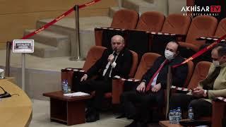 Akhisar Belediyesi Şubat ayı meclis toplantısı