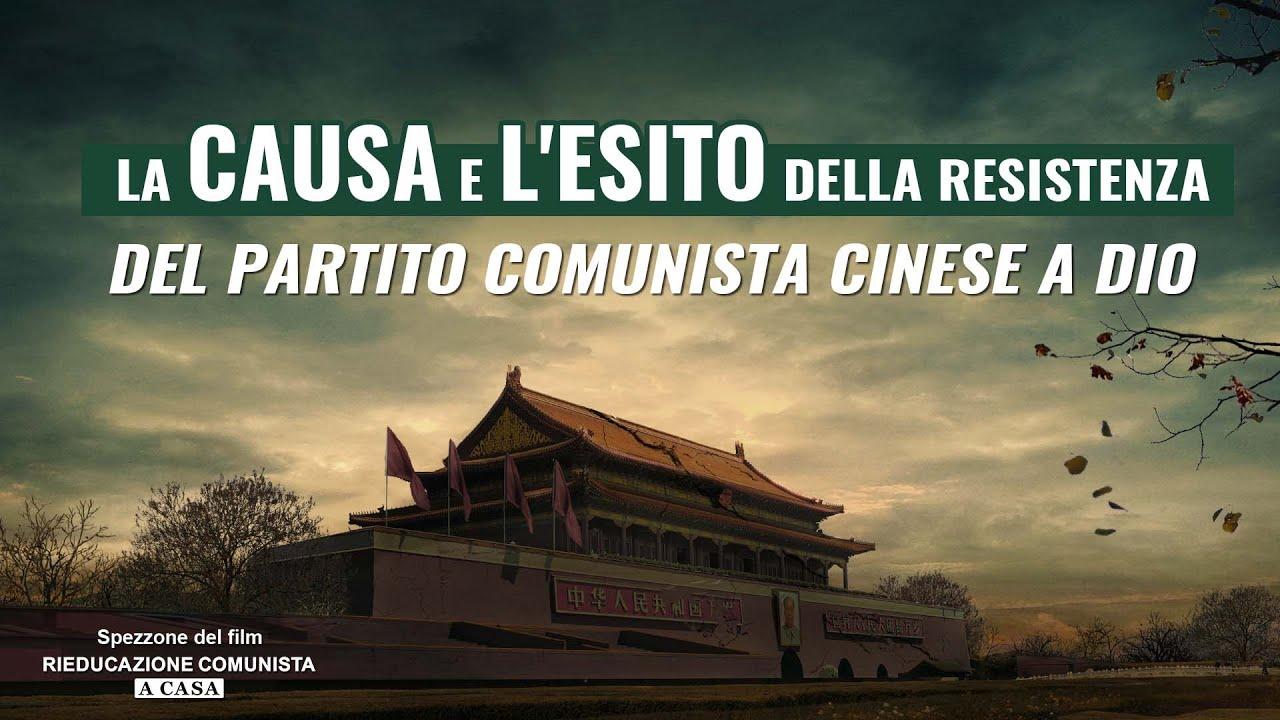 """Film cristiano """"Rieducazione comunista a casa"""" (Spezzone 3/6)"""
