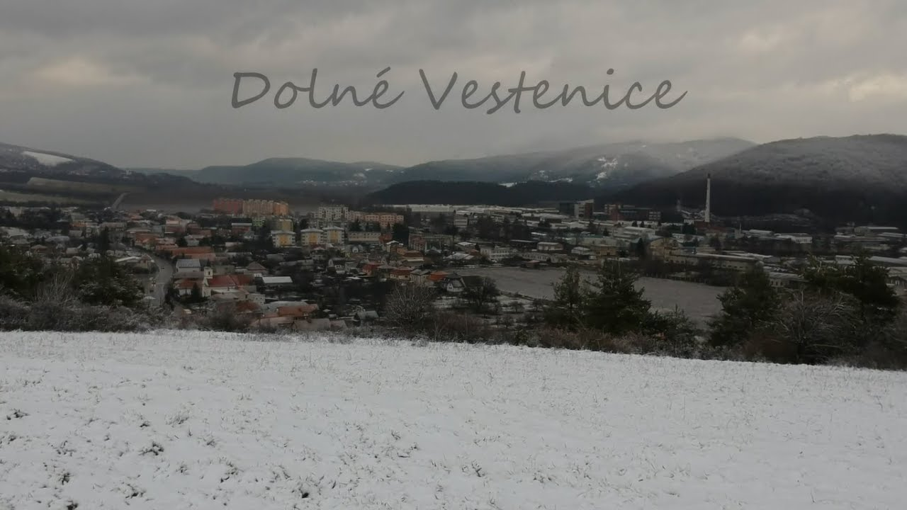 70be3ccd8 Dolné Vestenice - YouTube