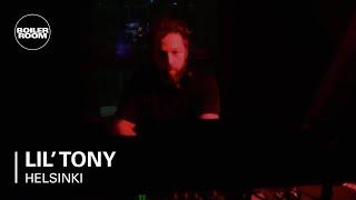 Baixar Lil' Tony Boiler Room Helsinki DJ Set