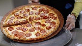 New York Mayor's Major Pizza Problem!