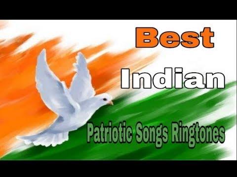 Best Indian Patriotic Songs Ringtones   Deshbhakti Songs Ringtones   Republic Day Special