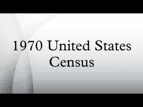1970 United States Census