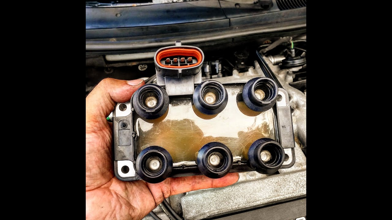 hight resolution of cougar repairs ignition coil pack replacement