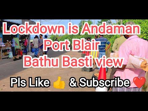 Lockdown in Andaman