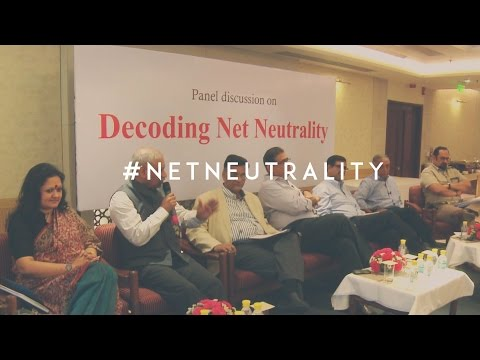 Decoding Net Neutrality: Part 1